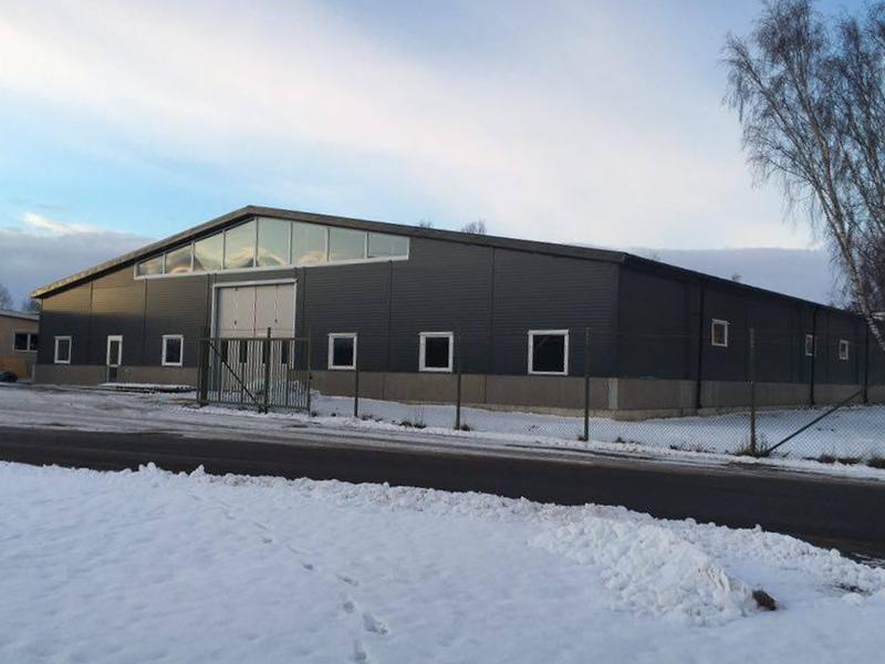 Lagerlokal i Mantorp uthyres 1200
